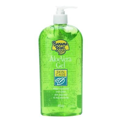 Banana Boat Aloe Vera After sun Gel pump bottle large 453ml