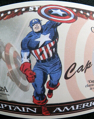 Captain America FREE SHIPPING! Million-dollar novelty bill