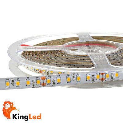 KingLed® Strisce LED 24V 600SMD2835 90W Strip SuperBright CRI90 10000 Lm IP20/65