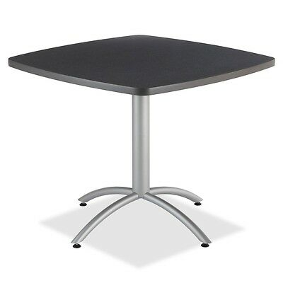 """Iceberg CafeWorks 36"""" Square Cafe Table - ICE65618"""