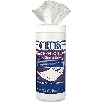 SCRUBS Clear Reflections Glass Wipe - ITW98556