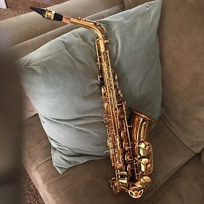 Used SAXOPHONE  with Soft Case