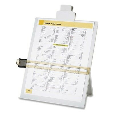 Sparco Easel Document Holder with Clip - SPR38953