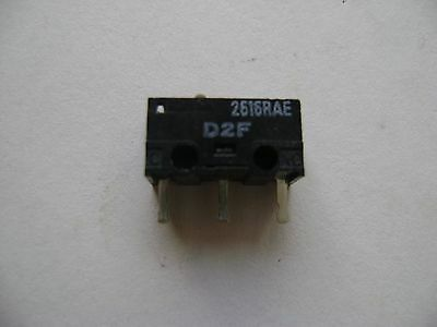 New Omron D2F Micro Switch A10