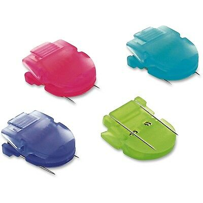 Advantus Brightly Colored Panel Wall Clip - AVT75306