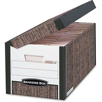 Bankers Box Systematic - Letter/Legal, Woodgrain - FEL00052