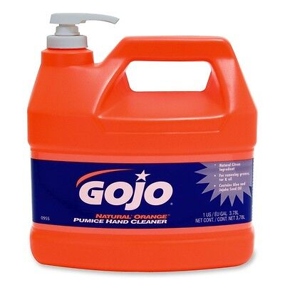 Gojo Natural Orange Pumice Hand Cleaner - GOJ095504EA