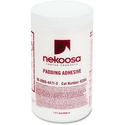 Nekoosa Fan-out Padding Adhesive - NEK42284
