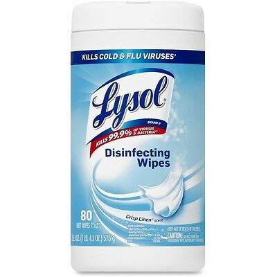 Lysol Disinfecting Wipes - RAC89346CT