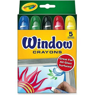 Crayola Washable Window Crayon - CYO529765