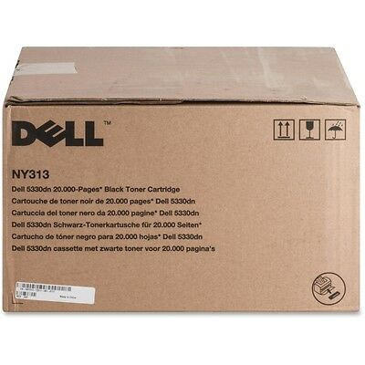 Dell Toner Cartridge - Black - DLLNY313