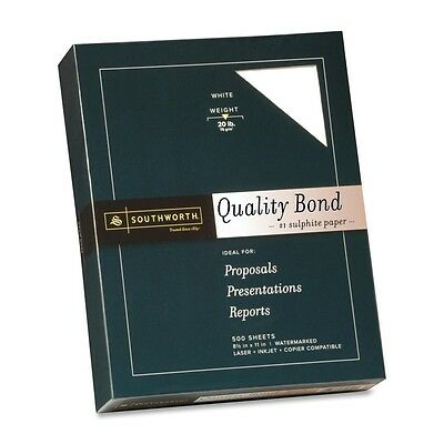 Southworth 31-620-10 Bond Paper - SOU3162010