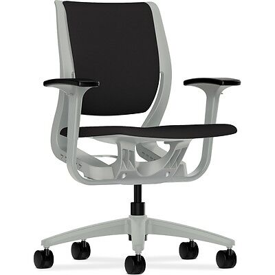 HON Purpose Mid-back Task Chair w/Adj Arm - HONRW101PTCU10