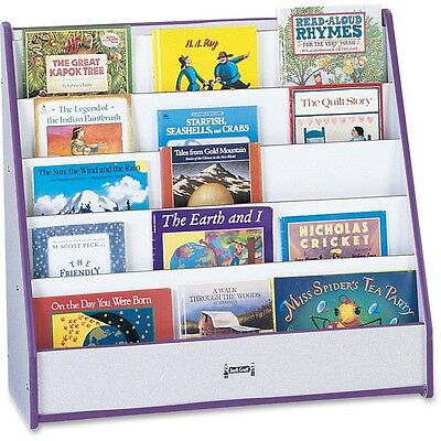 Rainbow Accents Laminate 5-Shelf Pick-a-Book Stand - JNT3514JCWW004
