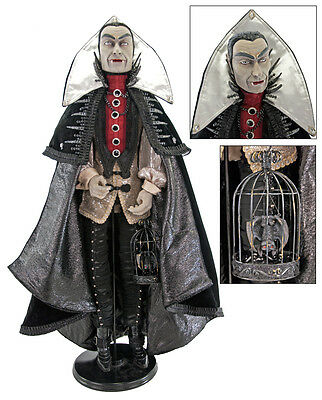 "Katherine's Collection Count Vampire Doll 32"" 28-628048"