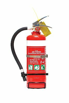 Fire Extinguisher 2kg ABE (DCP) Dry Chemical Powder Fire Extinguisher