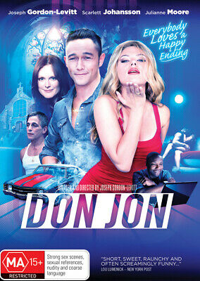 Don Jon DVD R4