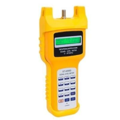 Holland ST-4000D Analog CATV RF Signal Level Meter