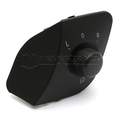 For Seat Ibiza 2008-2012 - 6J1 959 565 Exterior Side Mirror Adjust Switch Knob