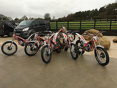 2017 Gas Gas TXT 280 Trials Bike In-Stock, Part-X, Finance & UK Delivery