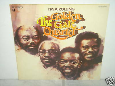 "***THE GOLDEN GATE QUARTET""I'M A ROLLING""-12""Inch LP***"