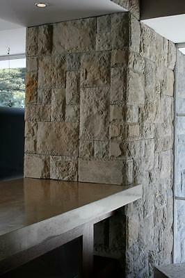Stone Ledgestone Cultured Veneer Manufactured Stone Panels