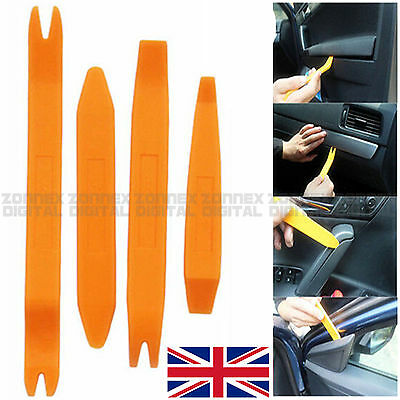 4x Professional Pry Tool Kit Set Interior Trim Panel Removal - MERCEDES BENZ