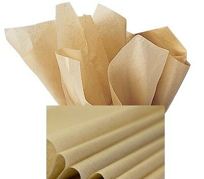 Natural kraft tissue paper -  Acid free 100 sheets 15x20 inch Packaging