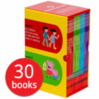 Read it Yourself with Ladybird 30 Book Set Early Readers Children Kids Learn NEW