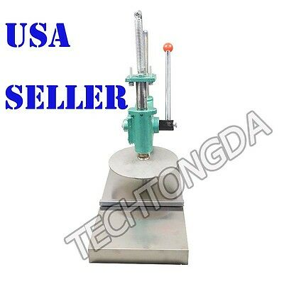 NEW Arrival ! Household Pizza Dough Pastry Manual Press Machine USA SELLER