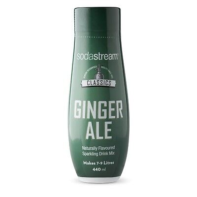 Soda Stream Syrup Ginger Ale 440Ml