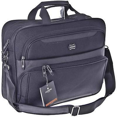 "17,3"" NOTEBOOKTASCHE 17 Zoll Notebook Laptop Tasche XL Messenger Bag (43cm)"