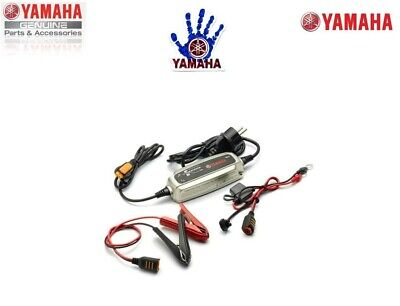 Caricabatterie Mantenitore YEC-9 originale Yamaha moto scooter carica batteria