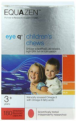 Equazen Eye Q Chews 180 Capsules