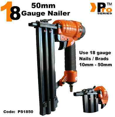 50mm - 18 Gauge Air Nailer  - Model 1850