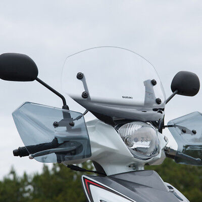 SUZUKI ADDRESS UK110 Windschild Modelljahr 2015 - 2016