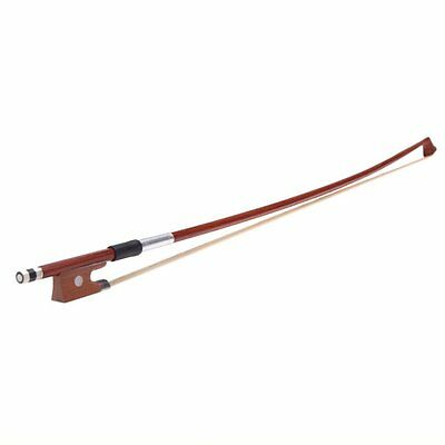 1/2 Arbor Violin Bow Fiddle Bow Horsehair Exquisite Violin Accessaries SH