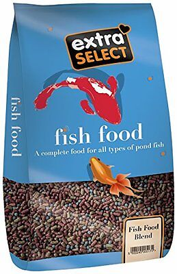 Extra Select Fish Food Blend 10 Kg