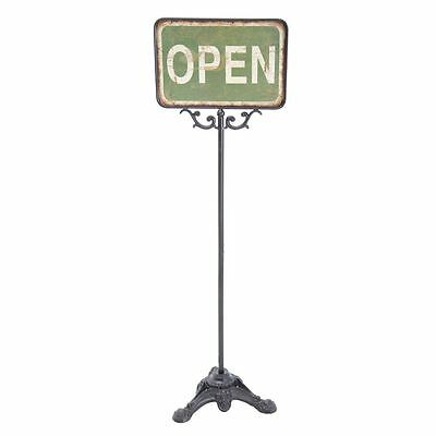French Industrial Open and Closed Sign, 68172