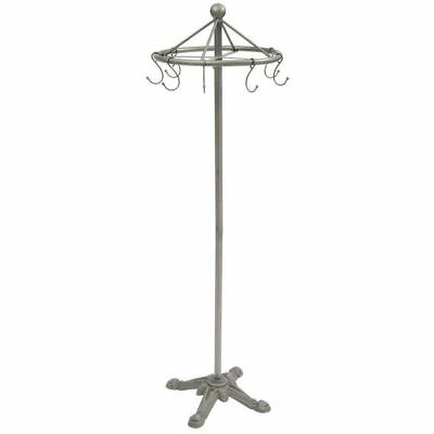 Industrial Round Clothes Rack, 31946