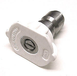 General Pump 8.708-684.0 Pressure Washer White QC Nozzle 40065 (40 Degrees, Size