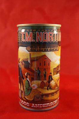 Vintage Pittsburgh Brewing Company T.M. Norton 12 oz Beer Can