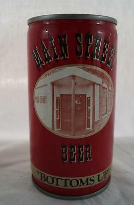 Vintage Pittsburgh Brewing Company Main St. Beer 12 oz Beer Can