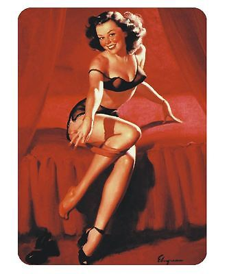 Vintage Style Pin Up Girl Stickers P14 Pinup Sticker Decal
