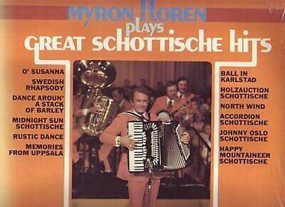 Myron Floren . Great Schottische Hits . 1975 Ranwood LP