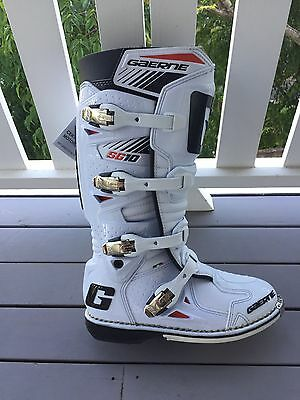2016 Gaerne SG10 Offroad/MX boots (Brand New)