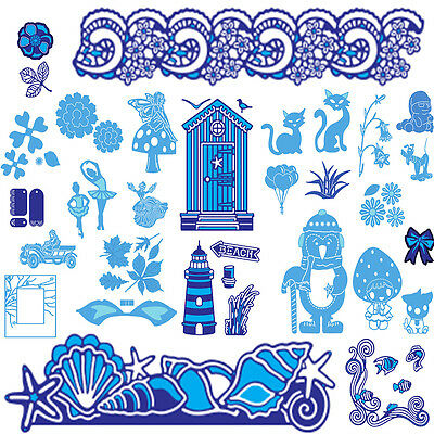 Cutting Dies Scrapbooking Stencils  Card Craft Gift Embossing Album Paper DIY