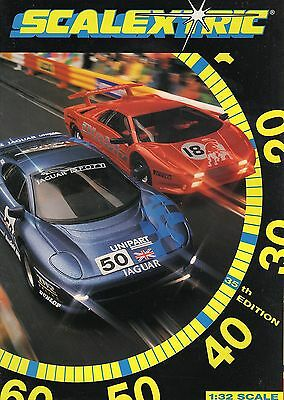 Scalextric 1994 Catalogue - Edition 35