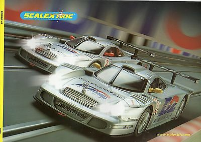 Scalextric 2000 Catalogue - Edition 41