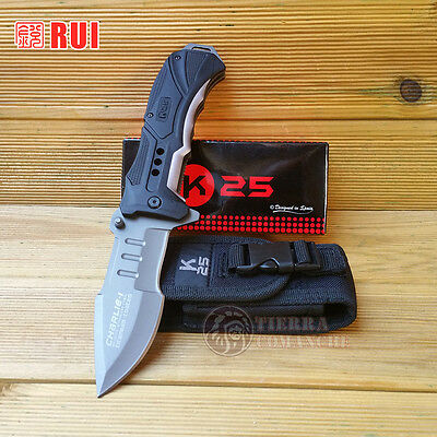 Navaja Tactica RUI/K25 CHARLIE I -  Knife Messer Coltello Couteau